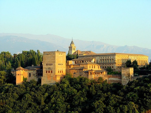 External view of Alhambra