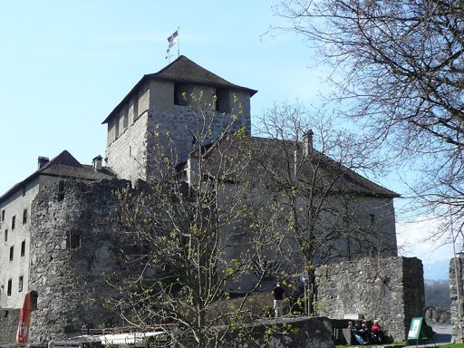 Schattenburg Castle
