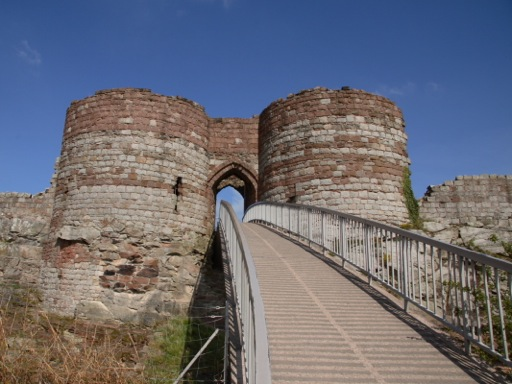 Beeston Castle Bridge