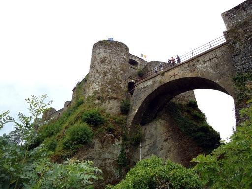 Bridges of Bouillon Castle