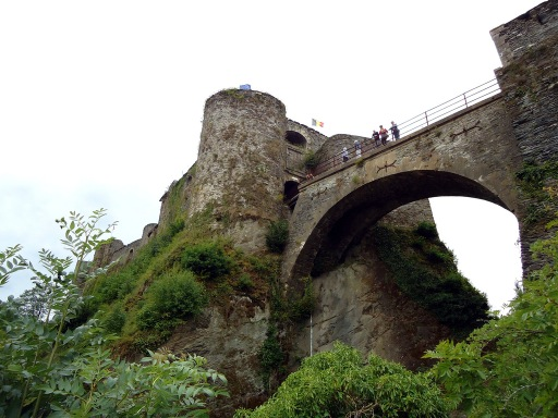 Bridges of Bouillon Castle