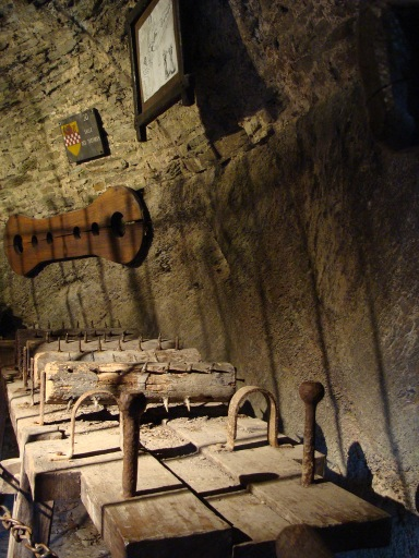Belgium Castles Bouillon torture