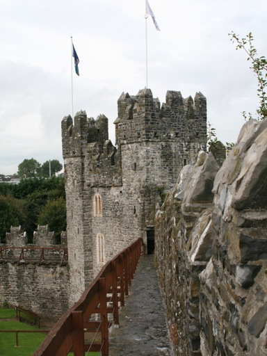 Castles in Dublin - Swords Castle