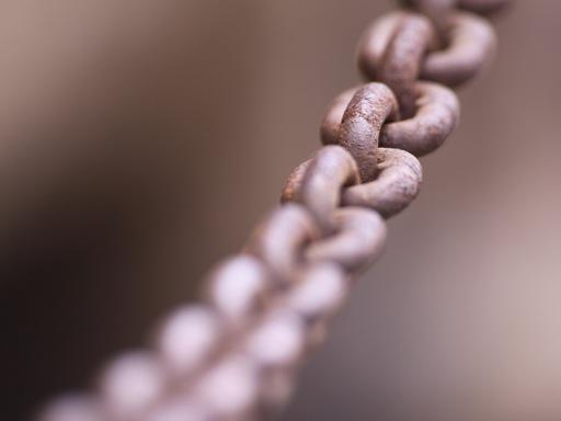 Castle Drawbridge Chain