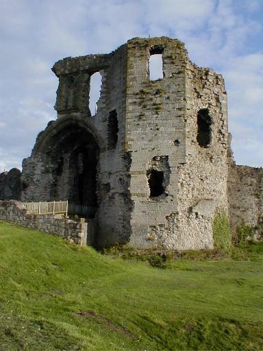 Denbigh Castle Gatehouse
