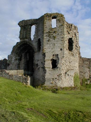 Denbigh Castle Gatehouse