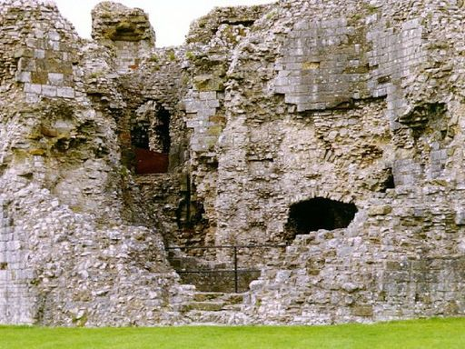 Denbigh Castle ruins