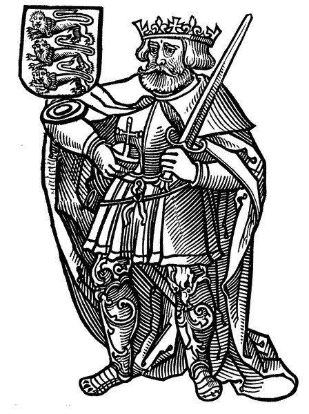 Edward I: Illustrated Image