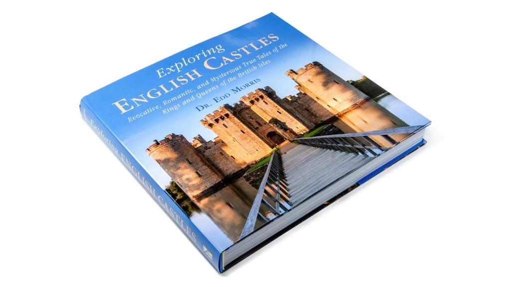 Exploring English Castles Book Cover