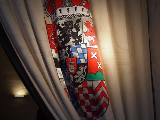Heidelberg Castle Coat of Arms