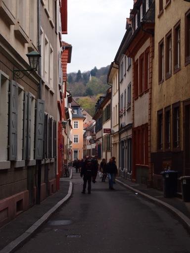The Streets of Heidelberg