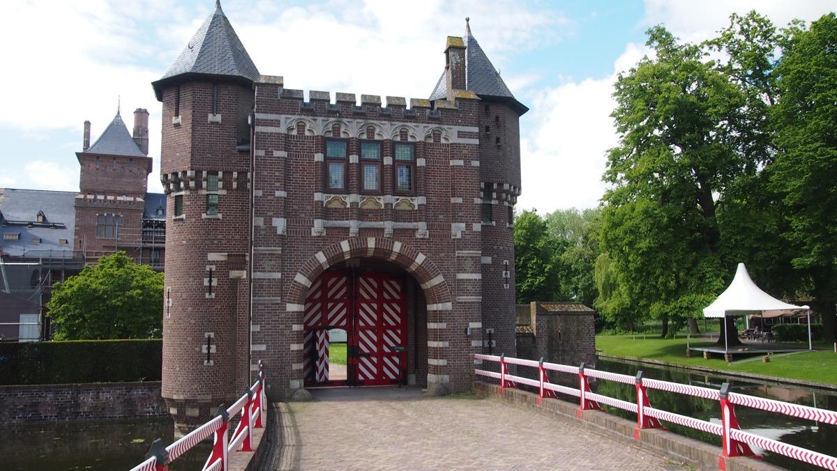 Gatehouse of Kasteel de Haar
