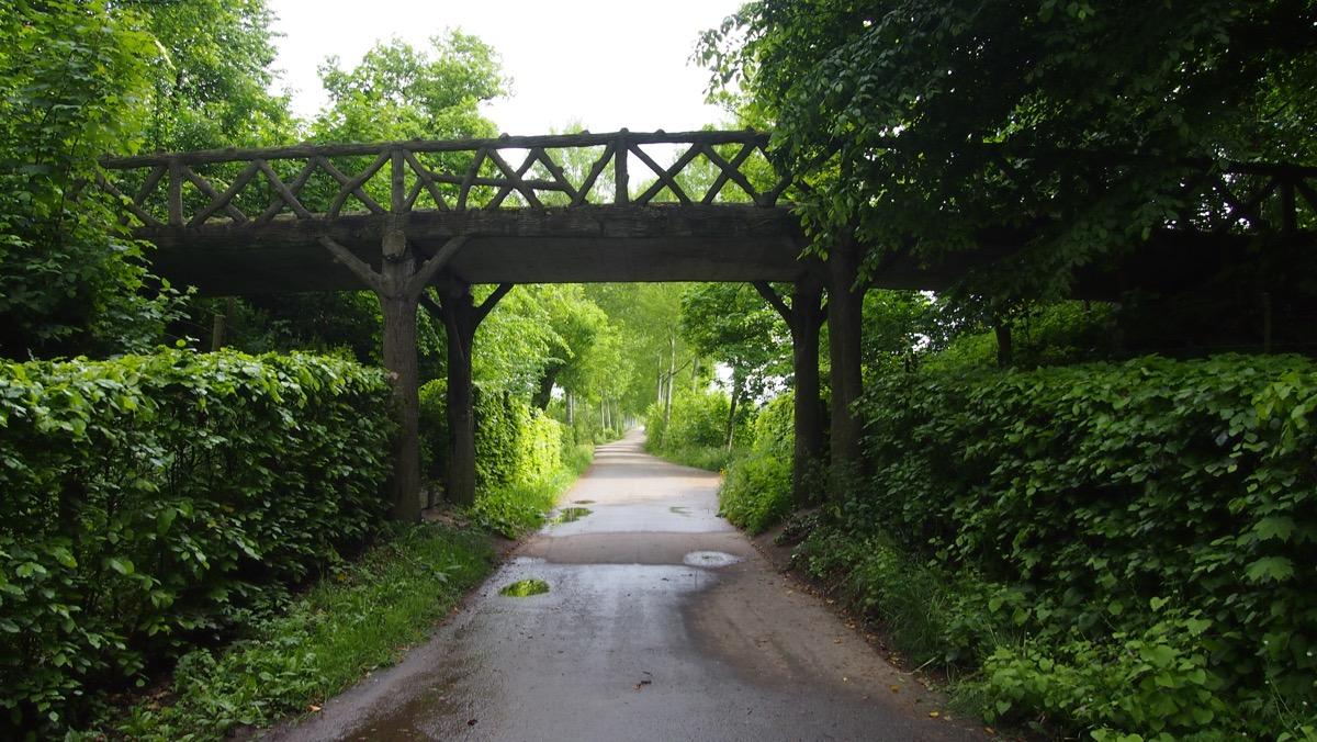 Pathway to Kasteel de Haar