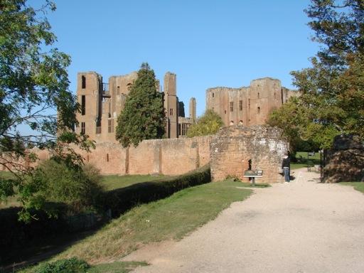 Kenilworth Castle Tilt Yard