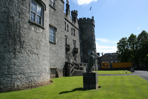 Kilkenny Castle Art