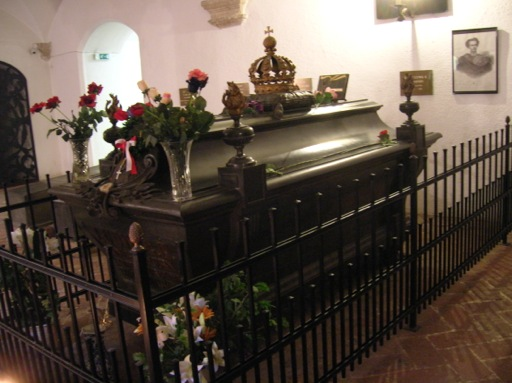 Ludwig's Crypt