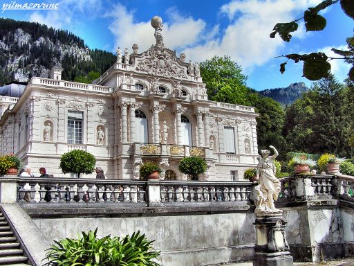 King Ludwig's Palace of Linderhof