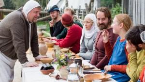 Medieval Food and Drink: Strange Foods and Gallons of Ale