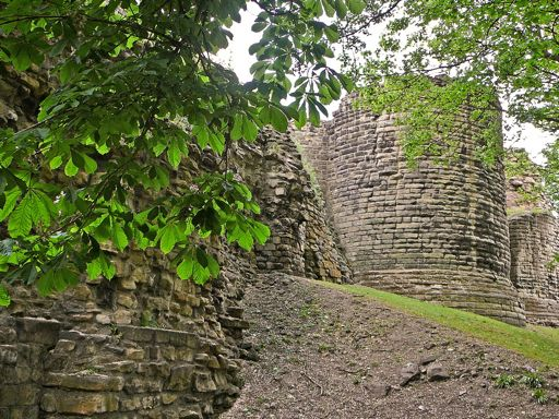 Pontefract Castle Ruins