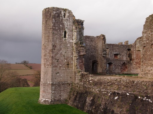 Raglan Castle Apartments