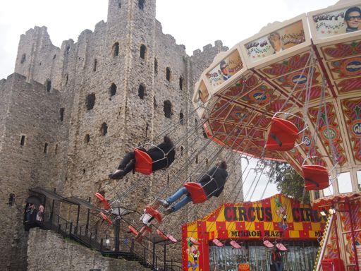 Rochester Castle Keep