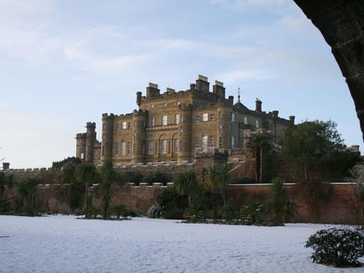 Scotland Castle Culzean