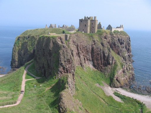 Scotland Castle Dunnottar
