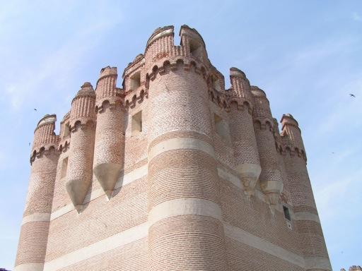 Coca Castle, Spain.