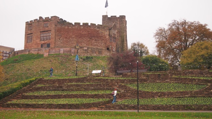 Tamworth Castle Broad