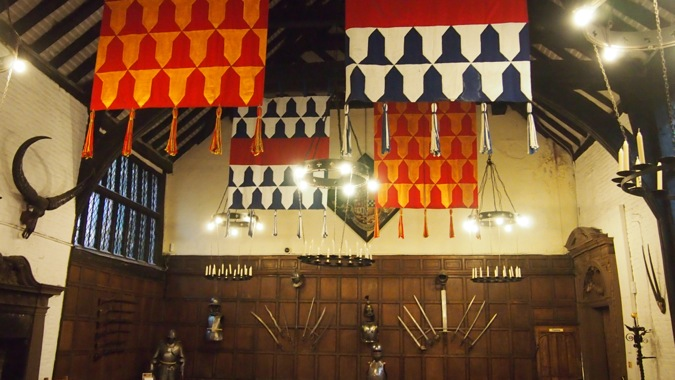 Tamworth Castle Great Hall