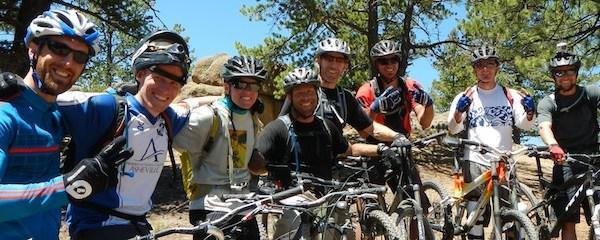 SNAPSHOT: Class V Mtn Biking