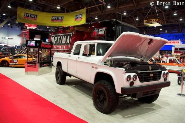 Sema News 2012 Off Road Vehicles Exploring Elements