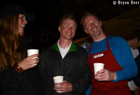 Good beer from Everybodies Brewing and good people make for good times:)