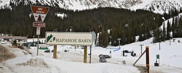 CO Ski Country USA Gems & Brews Tour 2013: Arapahoe Basin