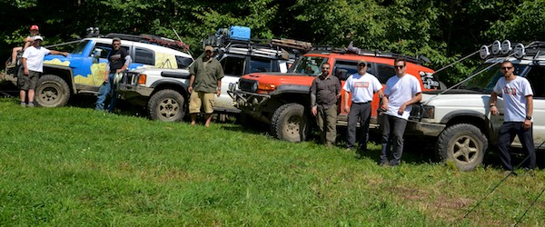 EVENT: Vermont Overland Trophy 2013