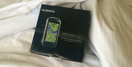 REVIEW: Garmin Montana 650t - EXPLORING ELEMENTS