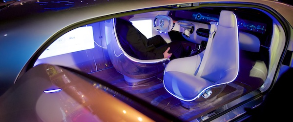 CES 2015: Automotive Tech