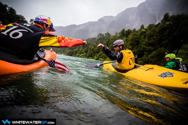 Does Whitewater Kayaking Have an Image Issue?