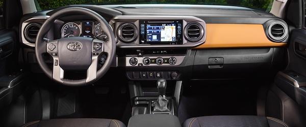 The 2016 Toyota Tacoma Revealed