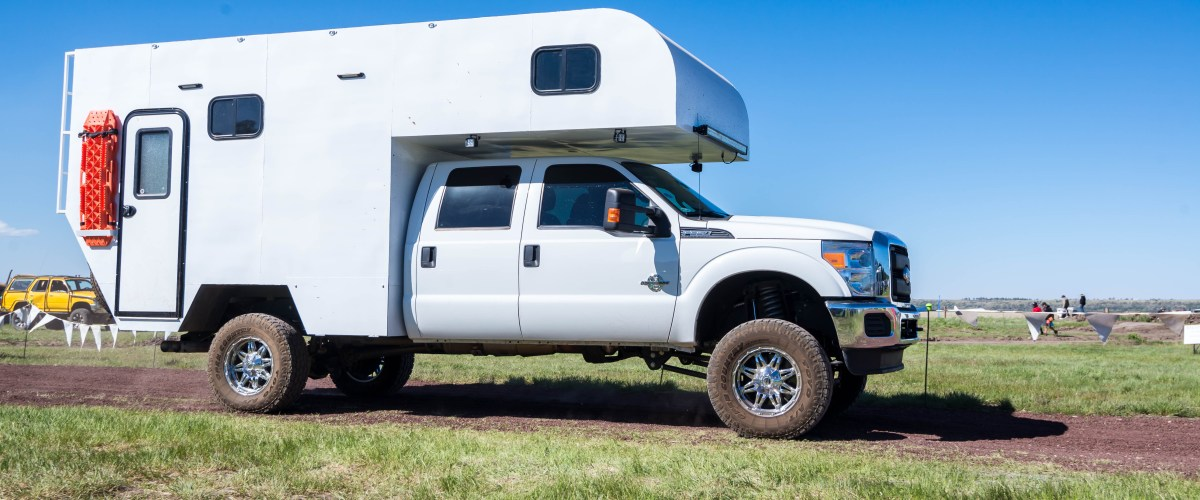 OVERLAND EXPO 2016: Top 50 Homes On Wheels