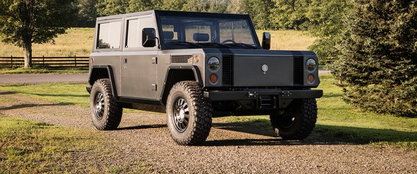 All Electric Off Road: The Bollinger B1