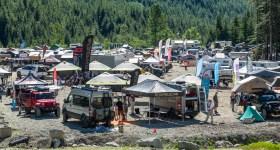 Sasquatch Hunting: BC Overland Rally 2017
