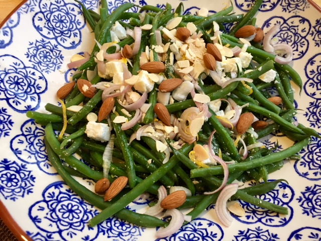Green Beans, Princesshay Honey And Salad by crunch nutrition for Exploring Exeter