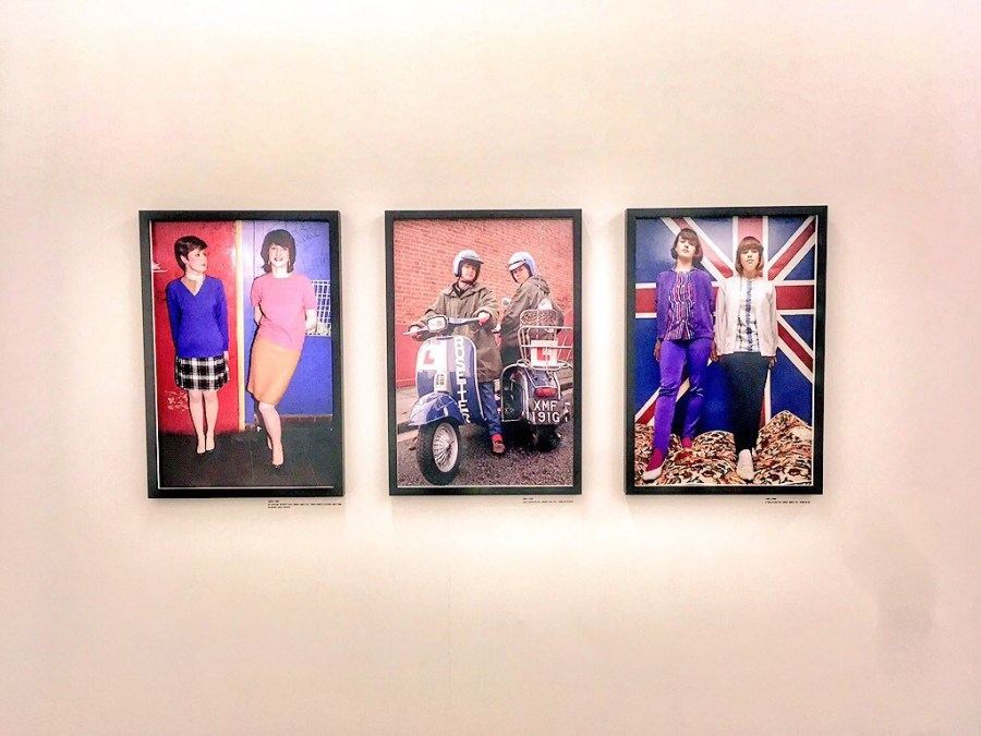 Visible girls: Revisited. An exhibition at Exeter Phoenix (Exploring Exeter 2017)