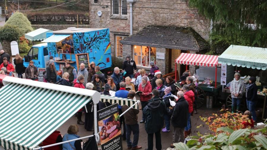 The Shops at Dartington – a one-stop destination on the Dartington Estate.