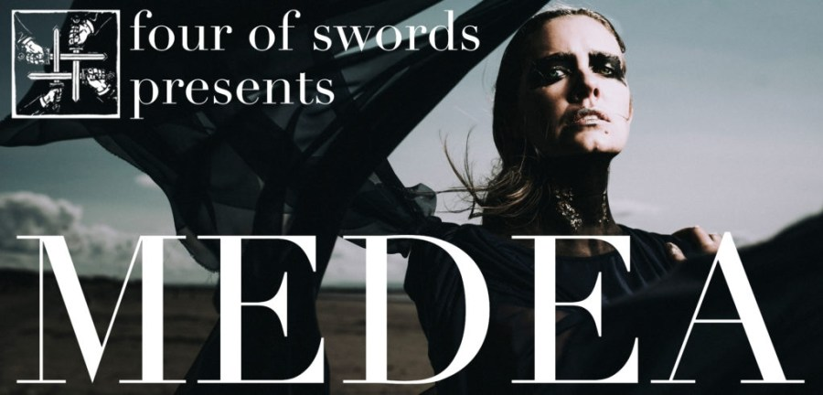 Hell Hath No Fury Like A Woman Scorned Medea At Beer Quarry Caves Theatre Review Exploring Exeter And Discovering Devon