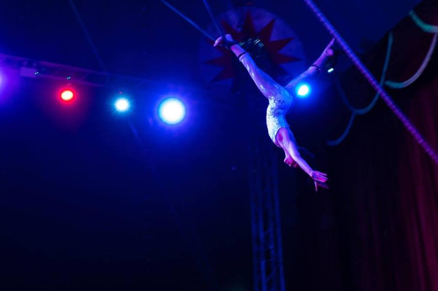 The greatest show! 'Circus funtasia' review, by Lene Langley, exploring exeter