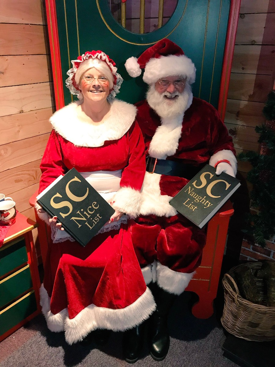 Probably the best Christmas grotto experience in Devon - Our visit to Father Christmas at Woodlands. Exploring Exeter 2018