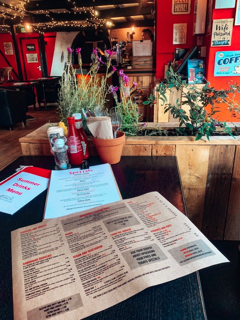 Zita's Smokehouse, a taste of Americana in Exeter, Exploring Exeter