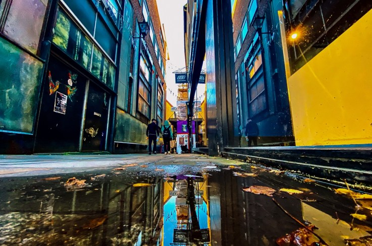 martins lane exeter by Bart Sadacky